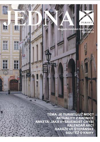 Časopis JEDNA (Praha 1)