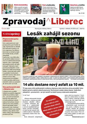 Zpravodaj Liberec