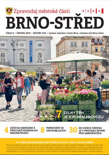 Zpravodaj Brno-střed