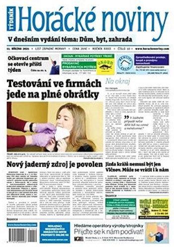 Horácké noviny