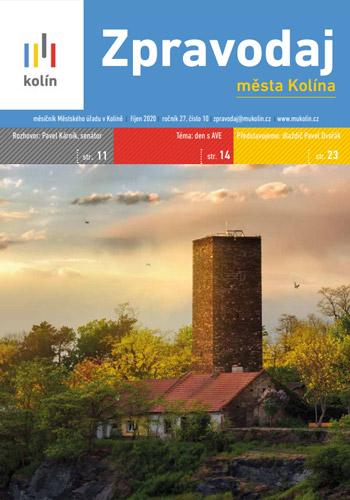 Zpravodaj města Kolína