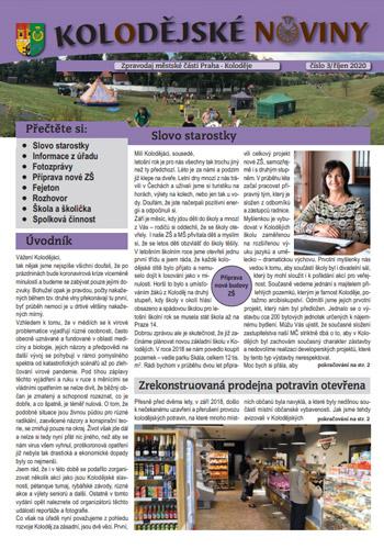 Kolodějské noviny