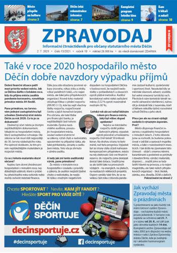Zpravodaj města Děčín