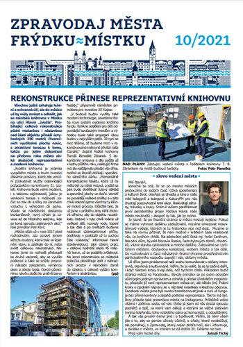 Zpravodaj Rady města Frýdku-Místku