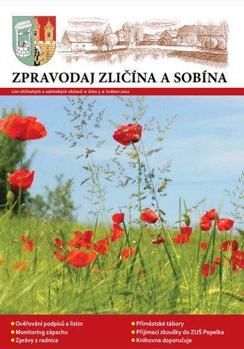 Zpravodaj Zličína a Sobína