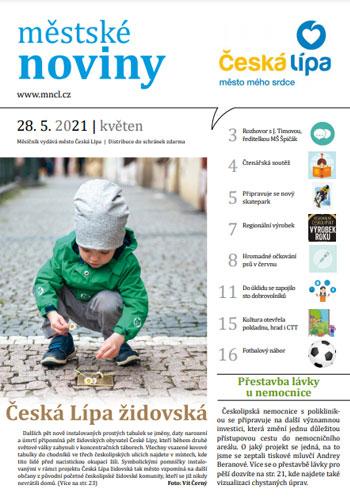 Městské noviny Česká Lípa