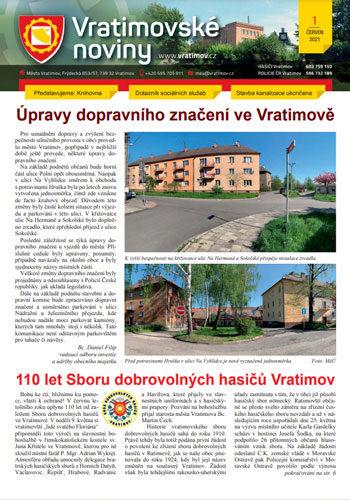 Vratimovské noviny